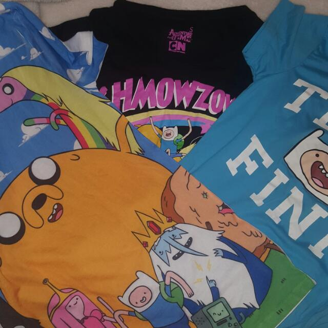Adventure Time T-shirt BUNDLE