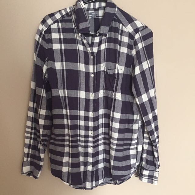 Aerie Flannel - Small