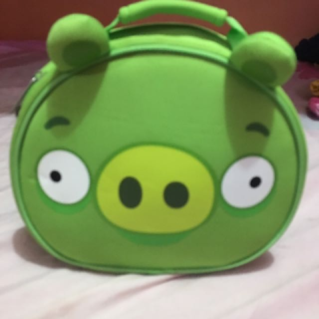 Angry Birds Lunch Bag