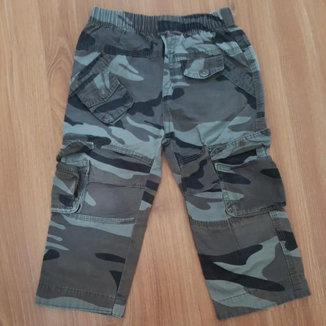 Army Pants 2th+