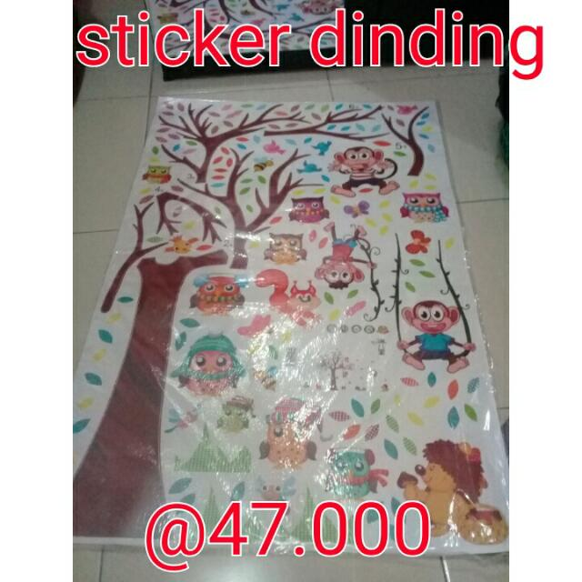 Stiker Dinding