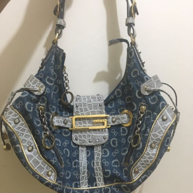 Repriced!!! Authentic Guess Shoulder Bag