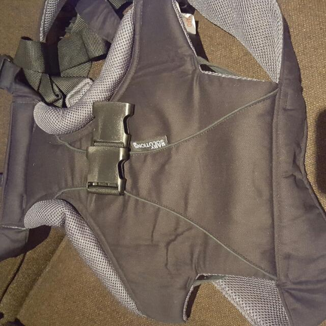 Baby Carrier- 3 Way