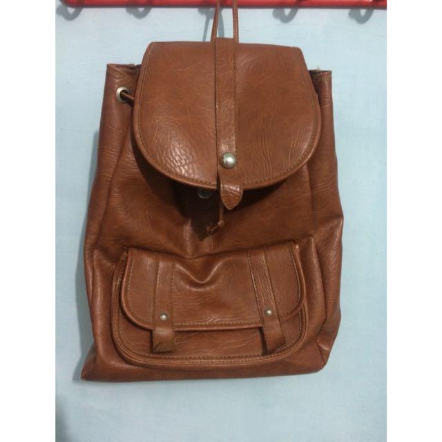 Backpack Woman
