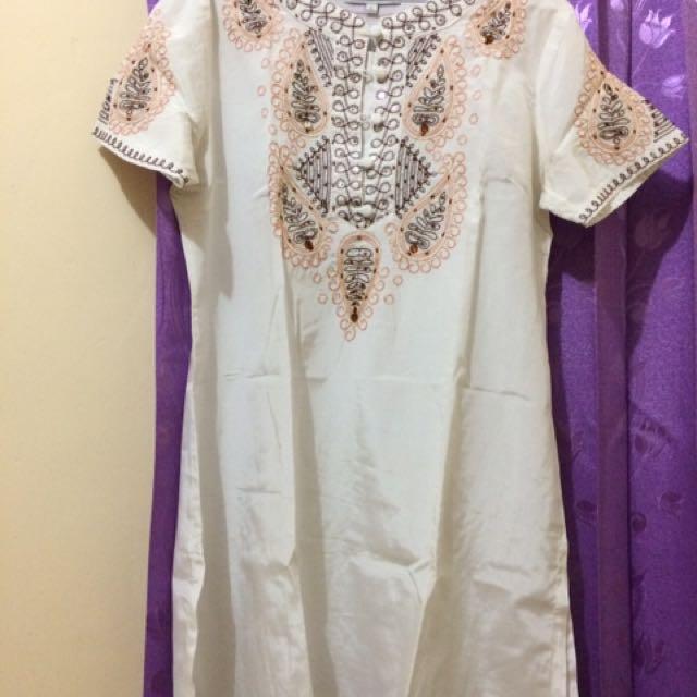 Baju Muslim Lengan Pendek