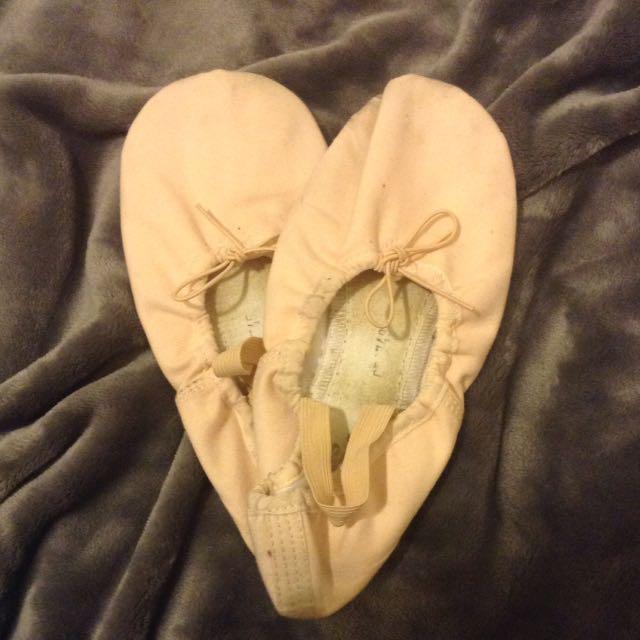Ballet Dance Slippers