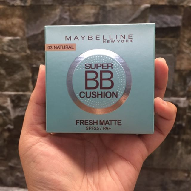 BB Cushion Maybeline #03 Natural