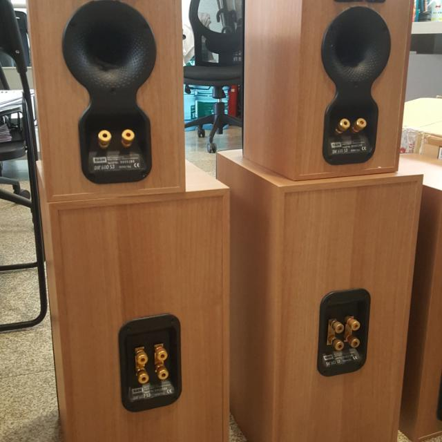 Bowers & Wilkins Home Speakers B&W (reduced Price)