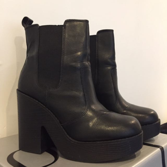 Brand New Pulp Boots