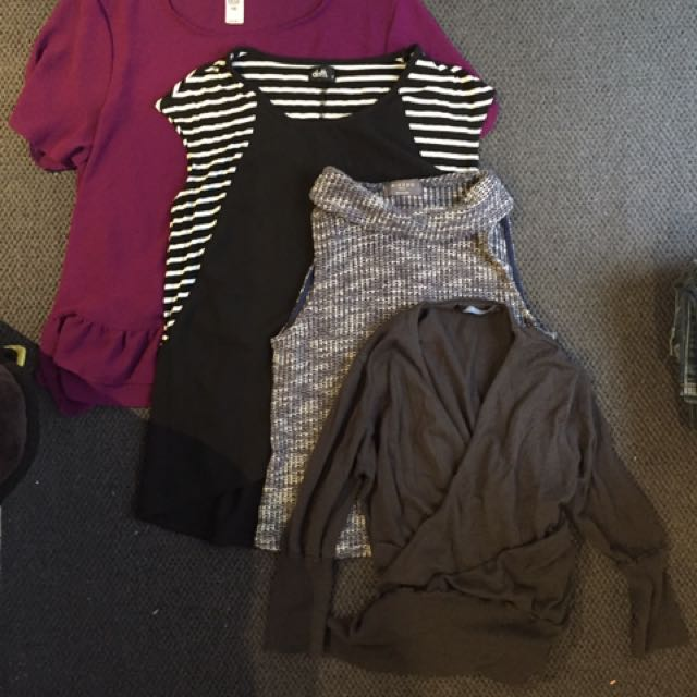 Mixed Collection of Branded Clothing