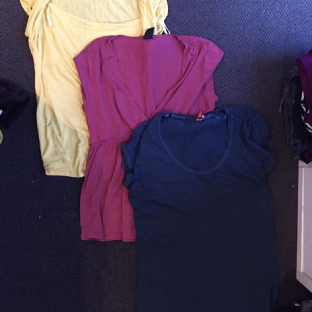 A Collection of Casual Tops