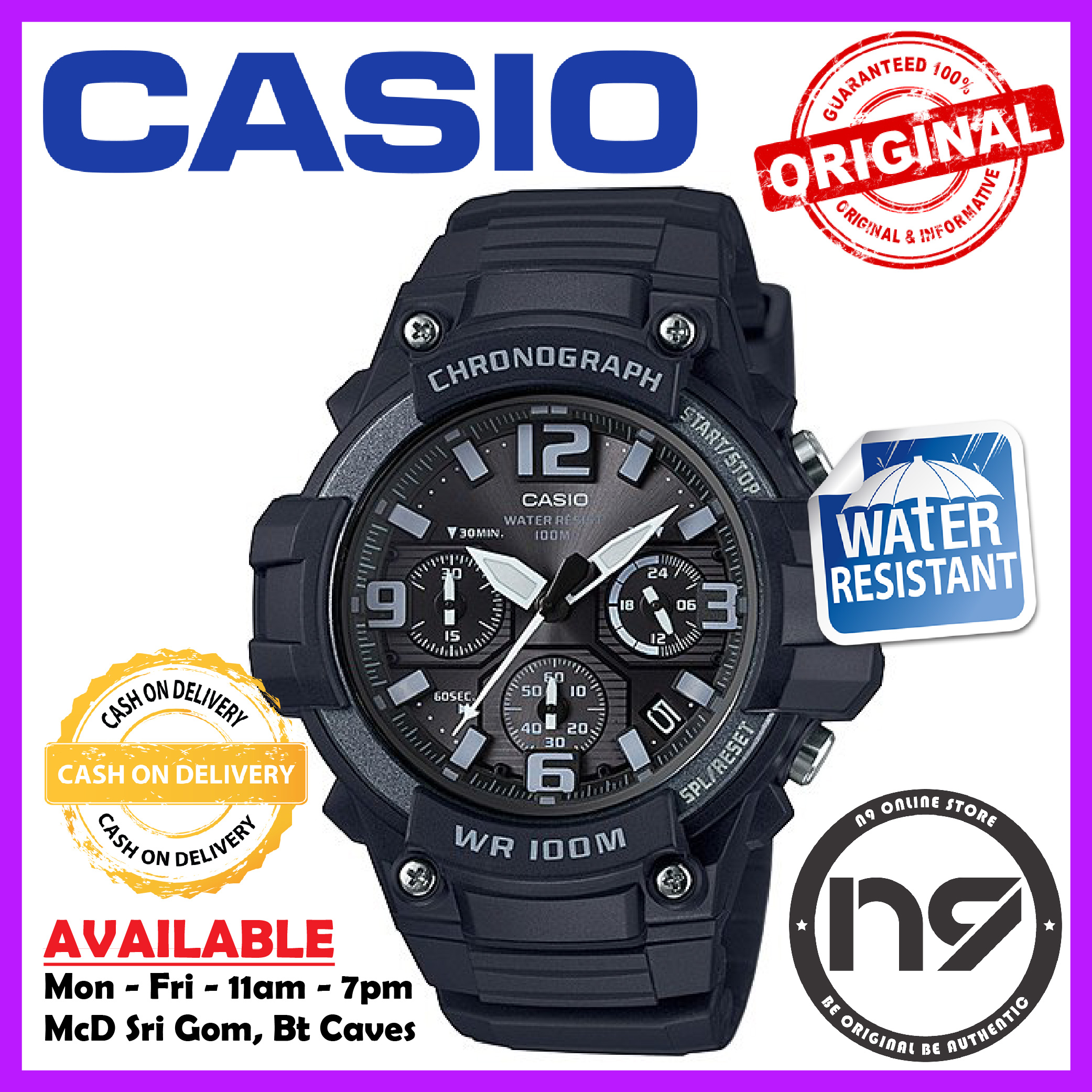 resin g watches ga pin watch cool shock band casio