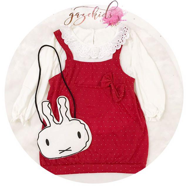 Ceherry Bunny set • Barang Jualan•