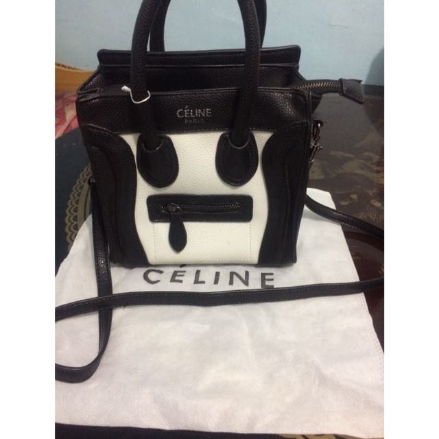 Celine Bag Two Tones