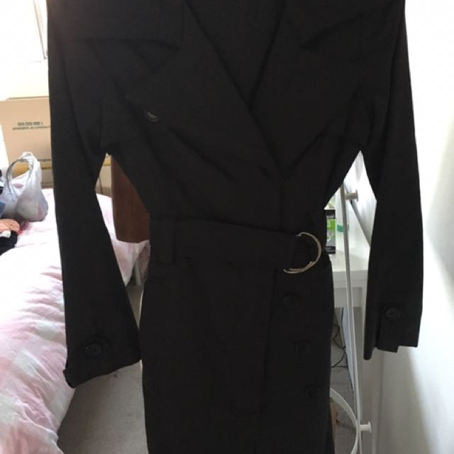 Cherrie Trench Coat