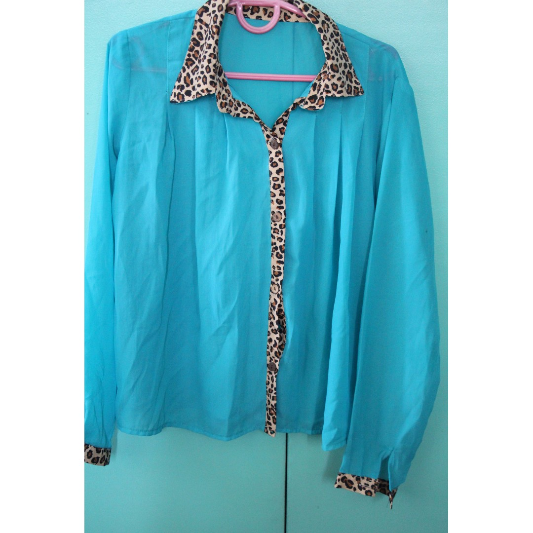 Chiffon Long Sleeves