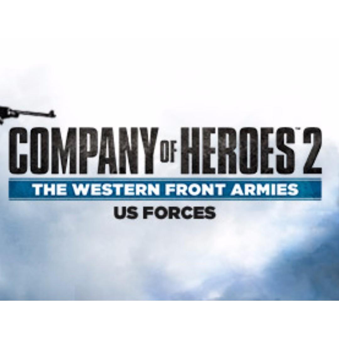 COH 2 - The Western Front Armies: US Forces