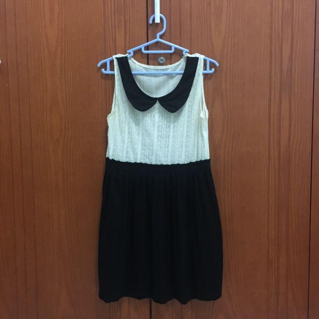 Collar Dress