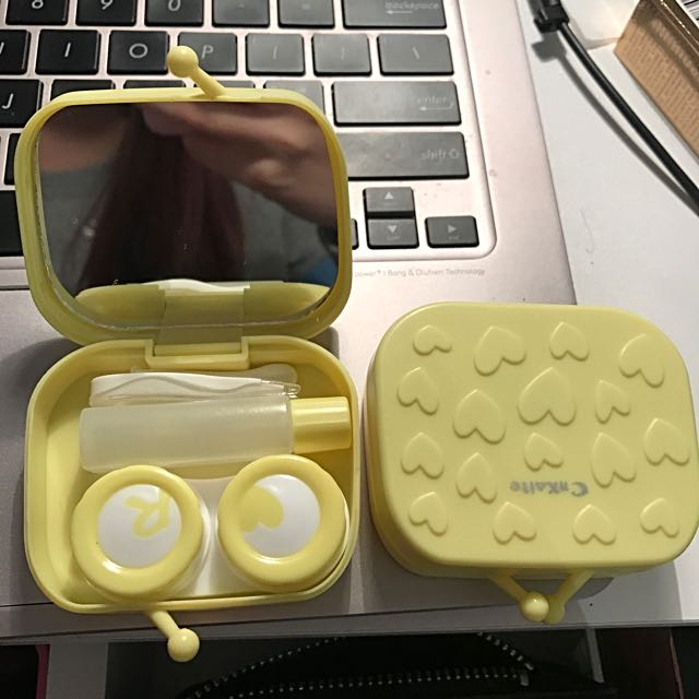 Brand New Contact Lens Cases