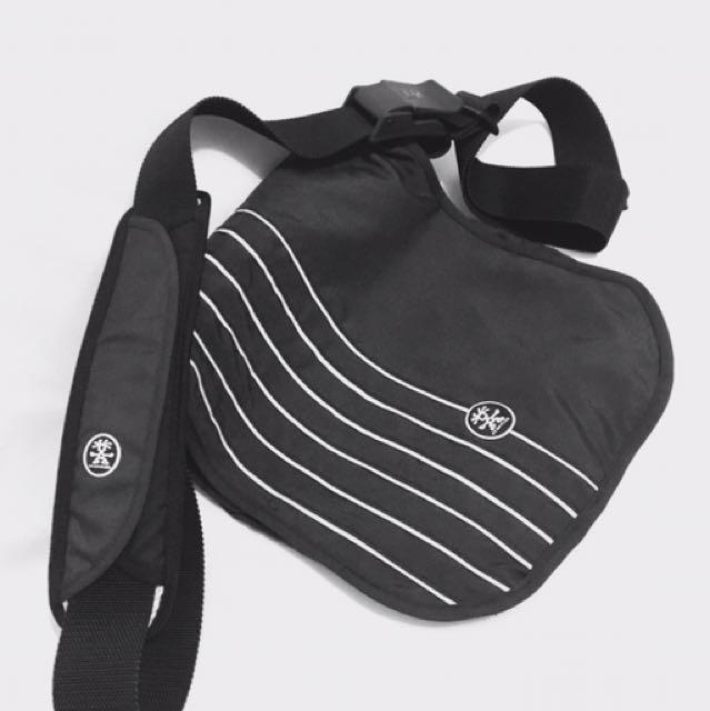 Crumpler - The Dark Side (Deep Blue- light Grey) Sling Bag