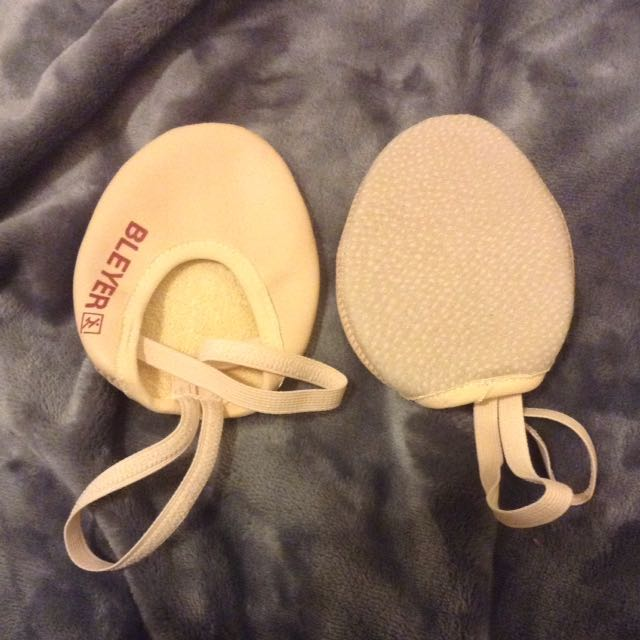 Dance Slip On Toe Covers