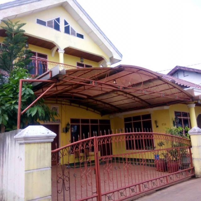 Dijual Rumah + Isi