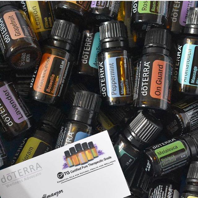 Dottera Essential Oils
