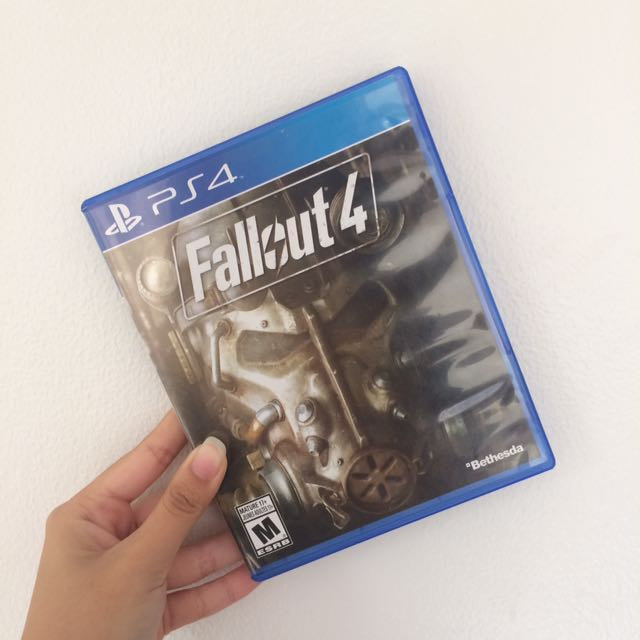 Fallout 4 PS4 Game