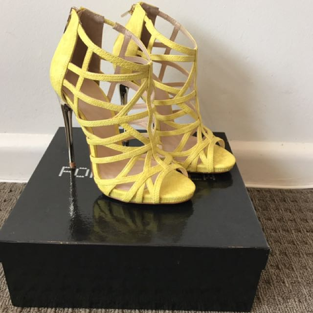 Forever New Heels Size 38