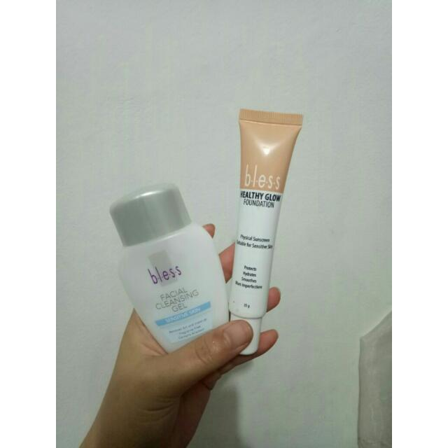 Foundation Dan Cleansing Gel Bless