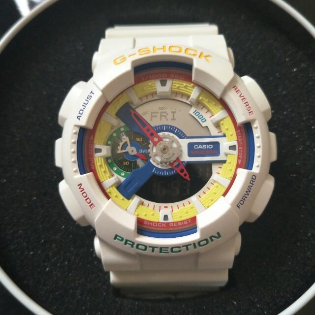 G Shock 白樂高...6000 G Shock 聯名Rays...15000 G Shock 粉紅蛙...16000 G Shock 迷彩蛙...7000
