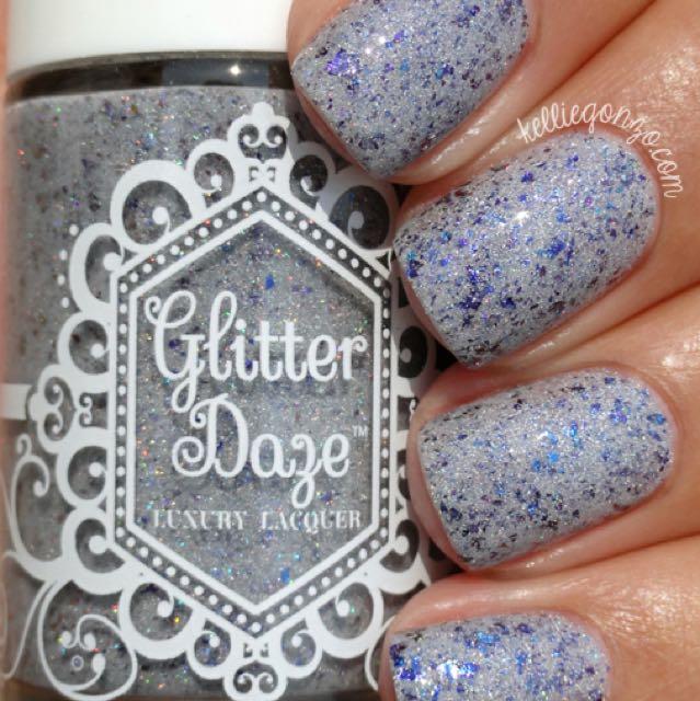 Glitter Daze Nail Polish In Louis New