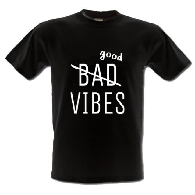 """Good Vibes"" Shirt"