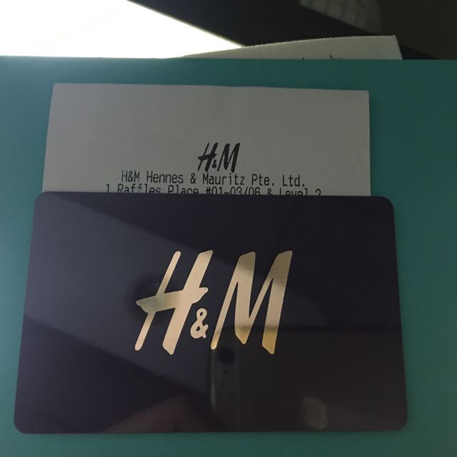 sell H&M Gift Card for naira or cedis