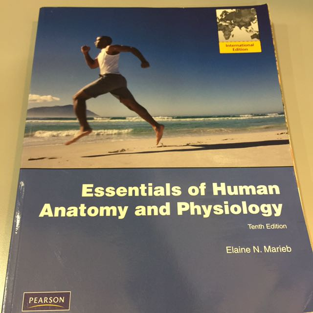 Human Anatomy And Physiology Textbook, Books & Stationery