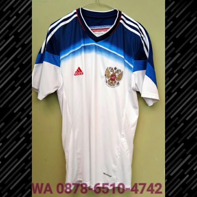Jersey Rusia Away WC Size L