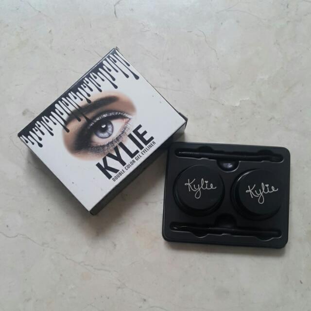 Kylie Double Color Gel Eyeliner