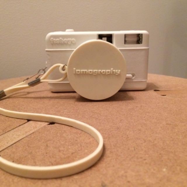 Lomography Fisheye One (white)