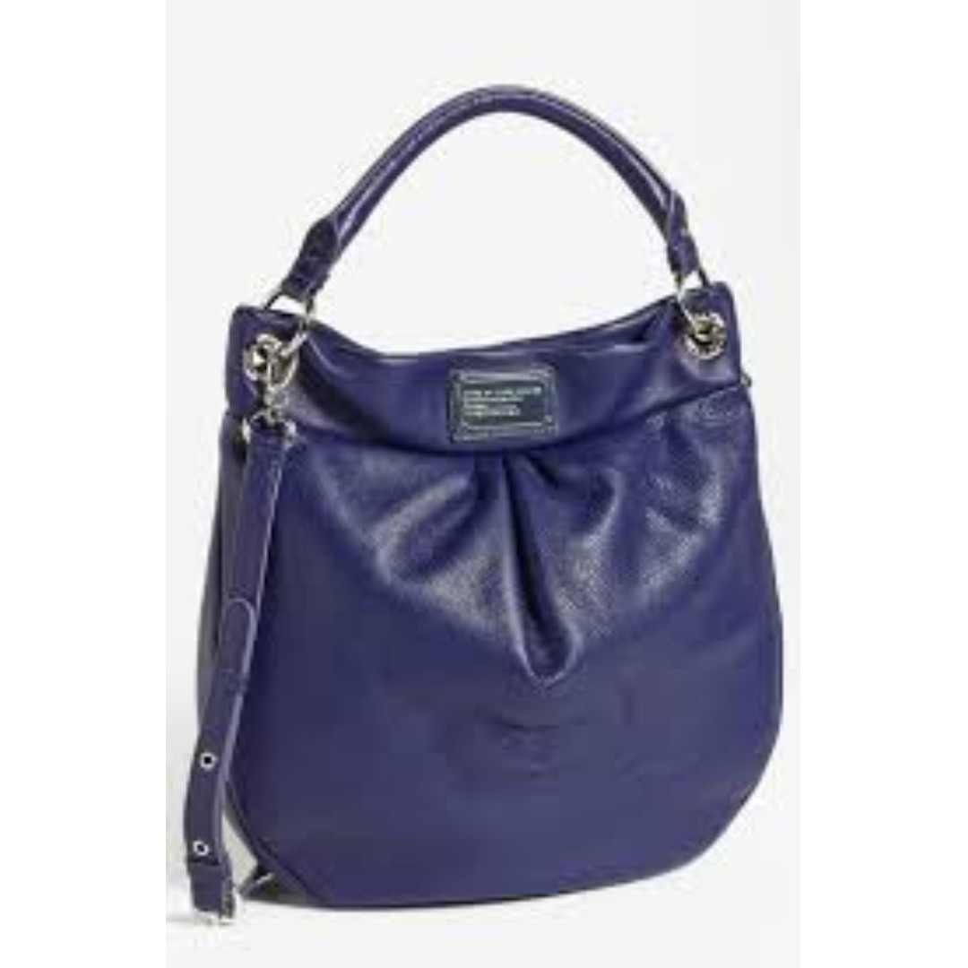 Marc by Marc Jacobs Hillier Hobo (Authentic)