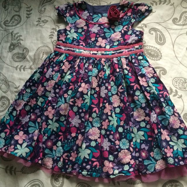 Marks & Spencer Autograph Dress 2-3yrs