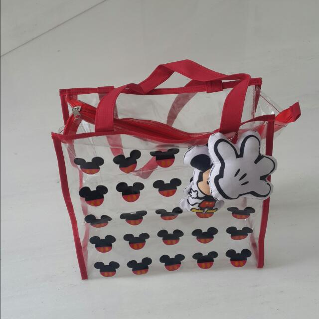 Mickey Mouse Mika Tote