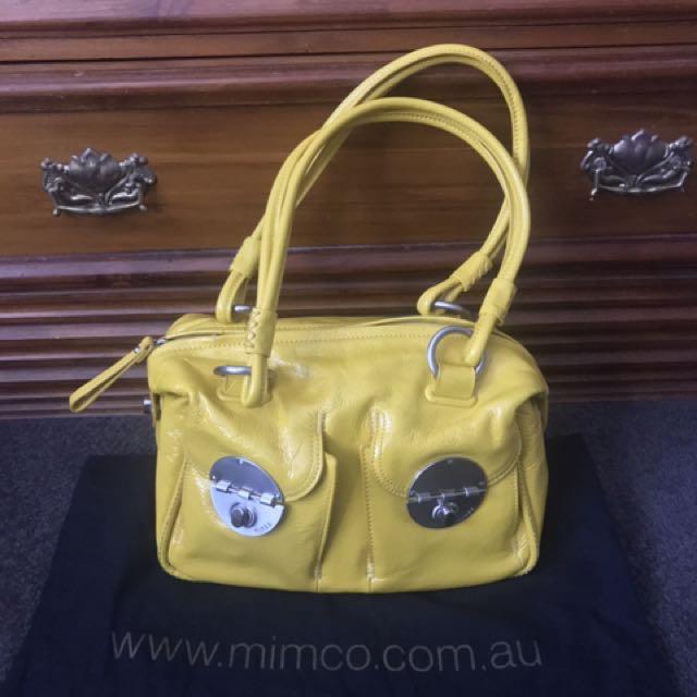 Mimco Mini Turnlock Bag