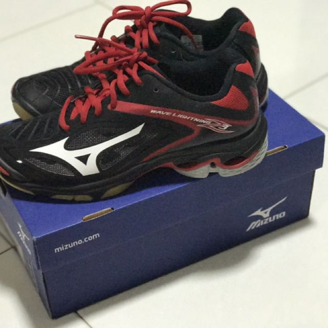 Mizuno Wave Lightning Z3 (black red) 52ba956a93