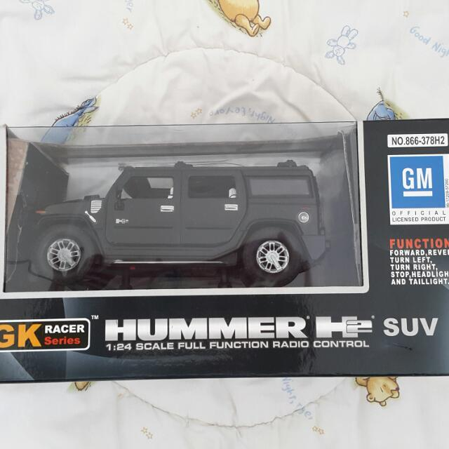 Mobil Hummer Remote Control