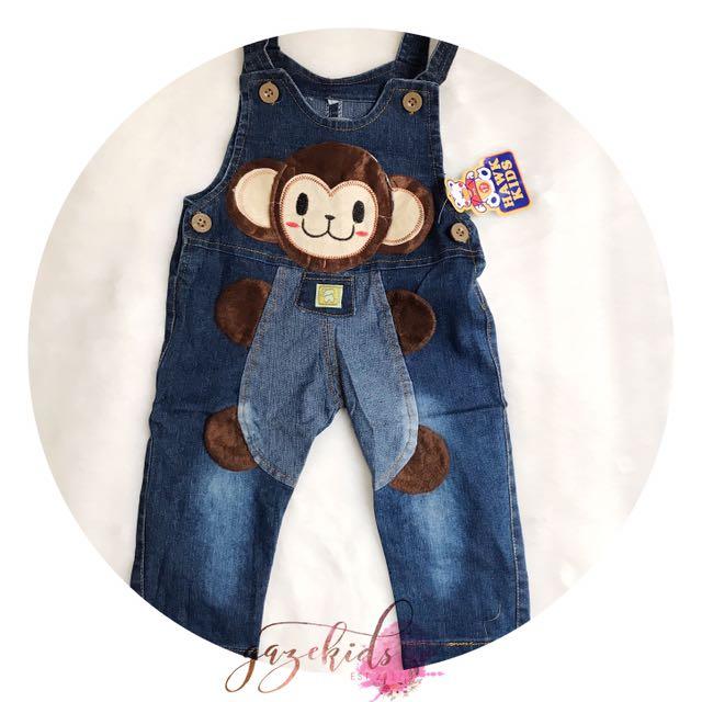 Monkey Overall •Barang Jualan•