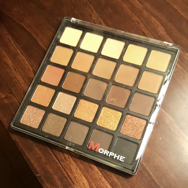 Morphe 25A Eyeshadow Palette