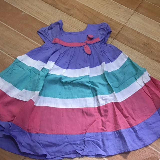 Mothercare Dress (1 Yr Old)