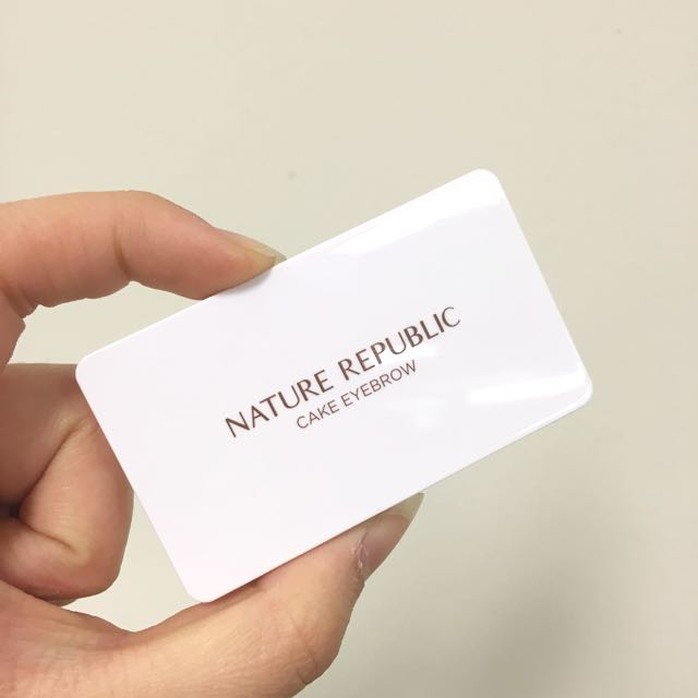 NATURE REPUBLIC CAKE EYEBROW