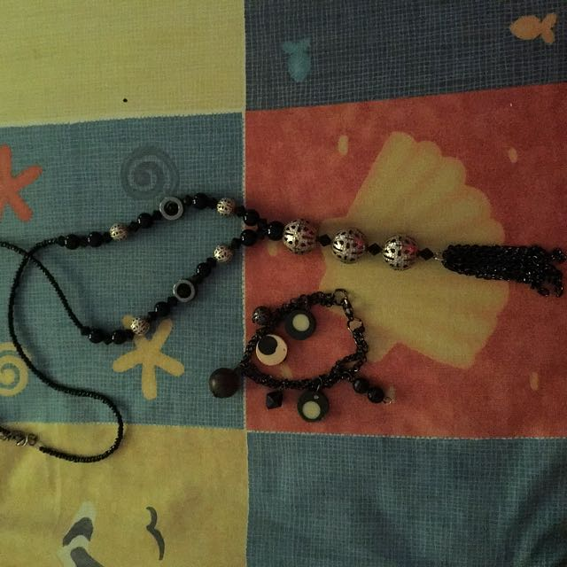 Necklace N Bracelet