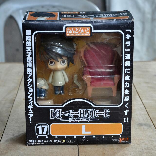 Nendoroid Death Note L